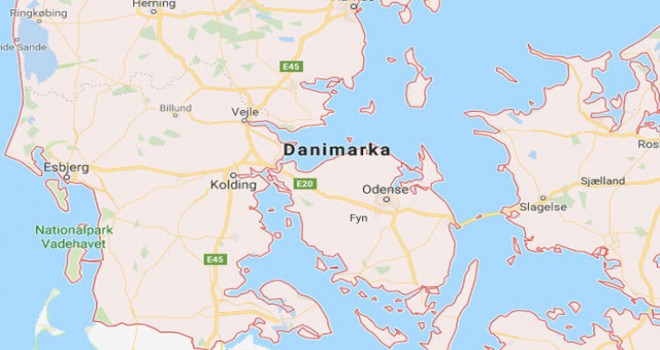 Danimarka'daki tren kazasında ölü sayısı 8'e...