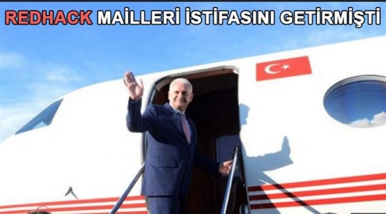 Başbakan Yıldırım'ın uçağında Doğan Holding'ten sürpriz isim