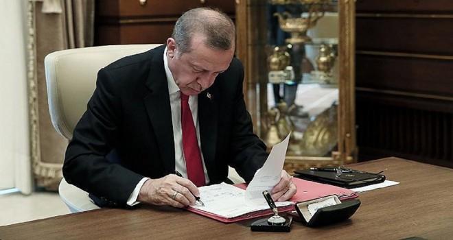 Erdoğan'dan 'kamu hizmetlerinde bürokrasinin azaltılması'...
