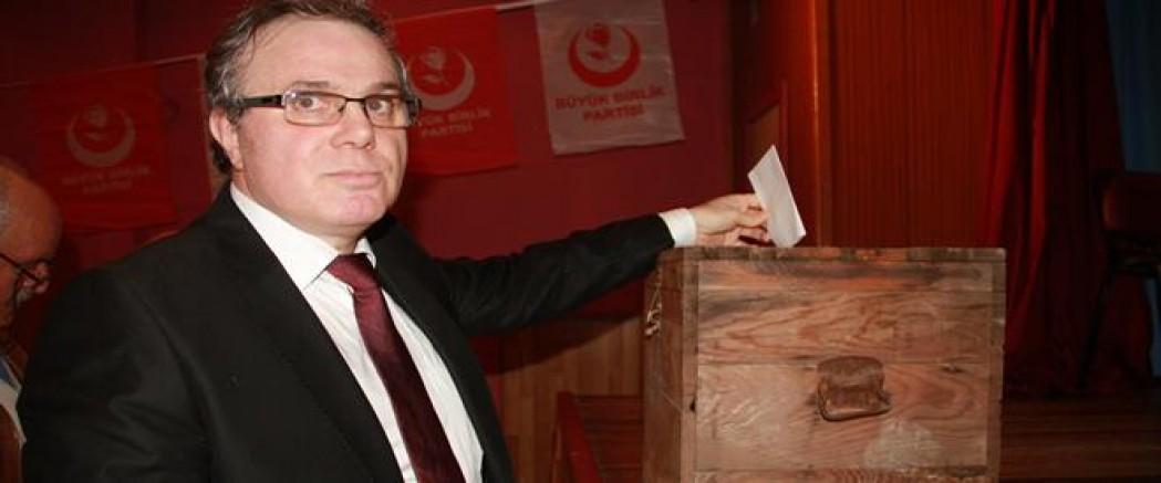 BBP'li Başkan: Muhsin Yazıcıoğlu yaşasa 'Hayır' derdi