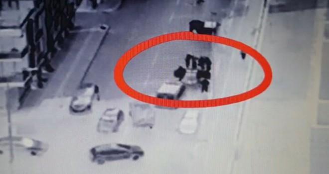 İHA takibiyle yakalanan motosiklette 4 kilo eroin...