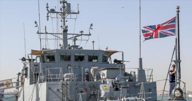 İngiltere Karadeniz'e savaş gemisi gönderdi: Karadeniz,...