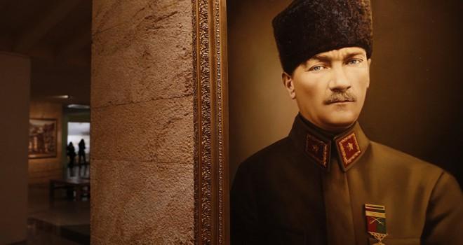 Lise kitaplarında Atatürk'ün Samsun'a çıkışı...