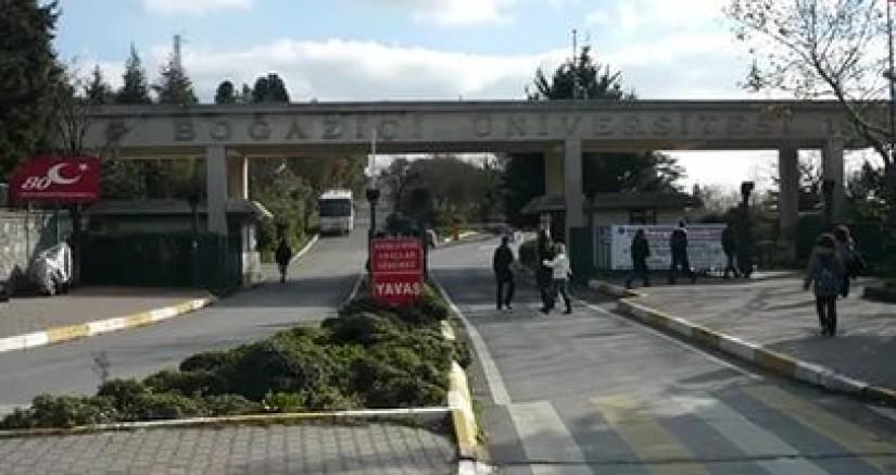 Boğaziçi Üniversitesi'nde ilk akademisyen ihracı!
