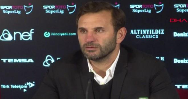 Rizespor Teknik Direktörü Buruk: '2 puan kaybettiğimiz...