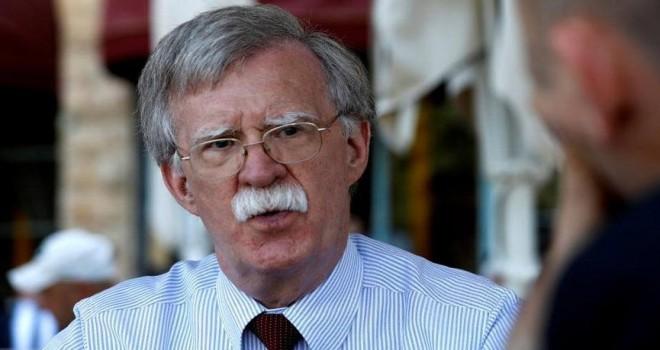 Trump'ın Ulusal Güvenlik Danışmanı Bolton: İran'a...