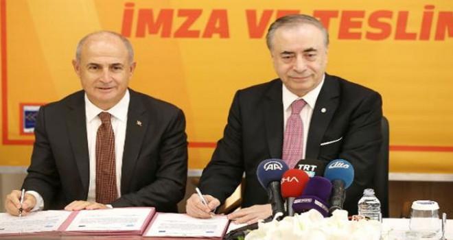 Galatasaray Büyükçekmece Spor Tesisleri için imzalar...