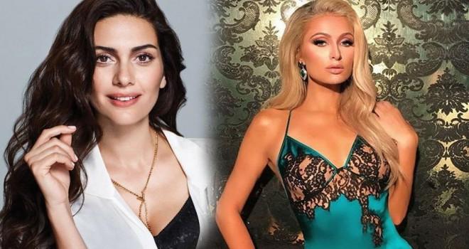Bergüzar'ın Paris Hilton tepkisi: 'Rezil olduk!'