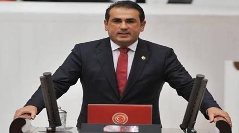 CHP'li milletvekili Ünal Demirtaş'a Bahçeli'ye hakaretten suç duyurusu