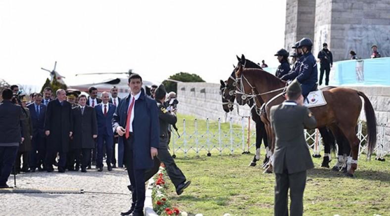 Cumhurbaşkanı Erdoğan'ın sorduğu atın cinsi Hollanda çıktı