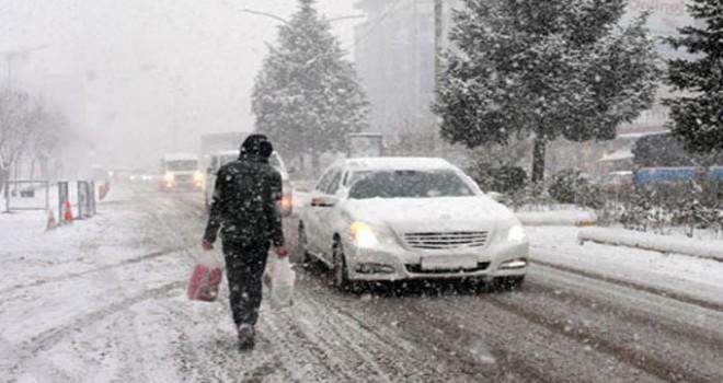 Meteoroloji'den bazı bölgeler için don uyarısı