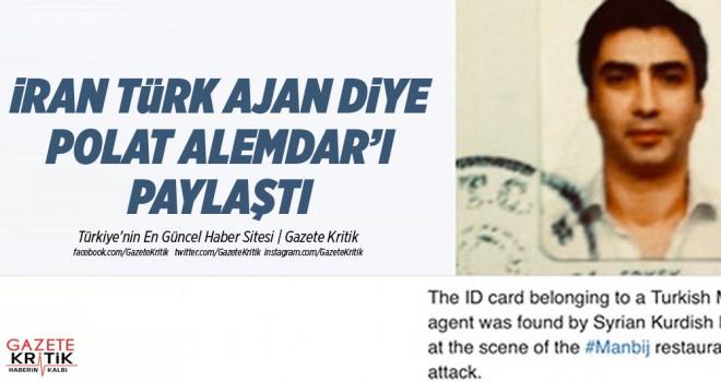 İran Türk ajan diye Polat Alemdar'ın fotoğrafını...