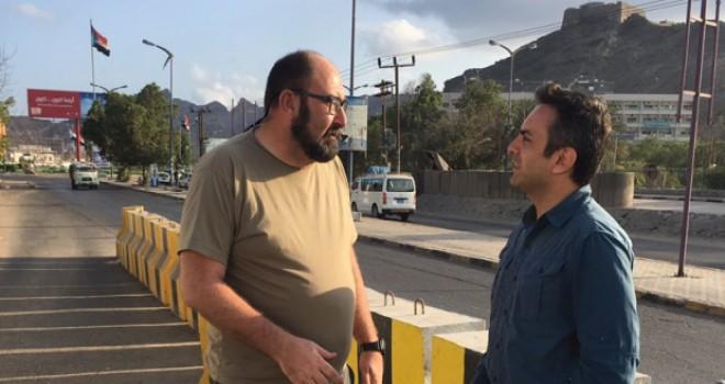 Yemen'deki TRT ekibi serbest