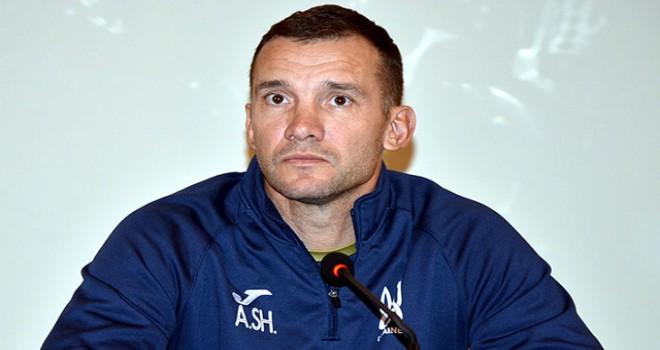 Andriy Shevchekno: Yarınki mücadeleyi dostluk maçı...