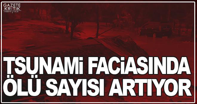 Endonezya'da tsunami: En az 168 kişi hayatını kaybetti
