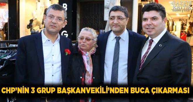 CHP'nin 3 Grup Başkanvekili'nden Buca çıkarması