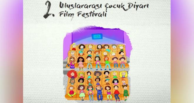 Ankara'da Uluslararası Çocuk Diyarı Film Festivali...