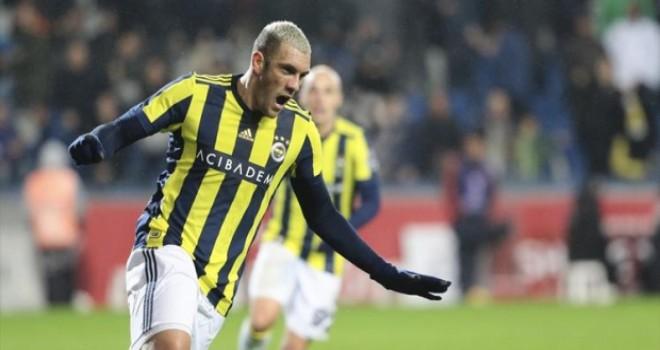 Fenerbahçeli Fernandao, Suudi Arabistan'a transfer...