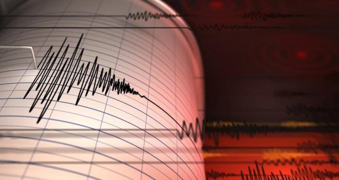 Yalova'da 3.5 büyüklüğünde deprem