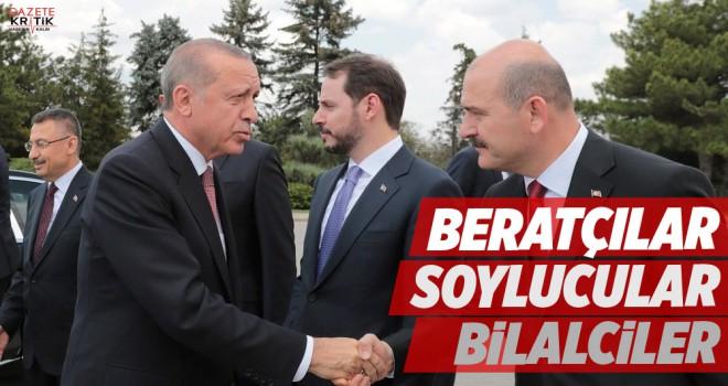 'AK Parti'de 3 ekibin güç savaşı yaşanıyor'...