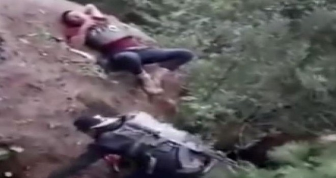 Meksika'da polise suikast düzenleyip o anları kaydettiler