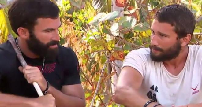 Turabi ile Adem barıştı! Survivor son bölümde...