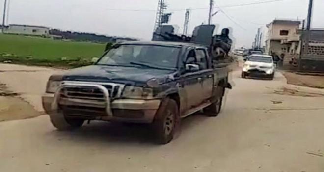 İdlib'te, HTŞ ile muhalif gruplar arasında çatışma...