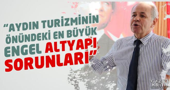 AYDIN SEZGİN'DEN TURİZM BAKANI'NA KUŞADASI'NIN...