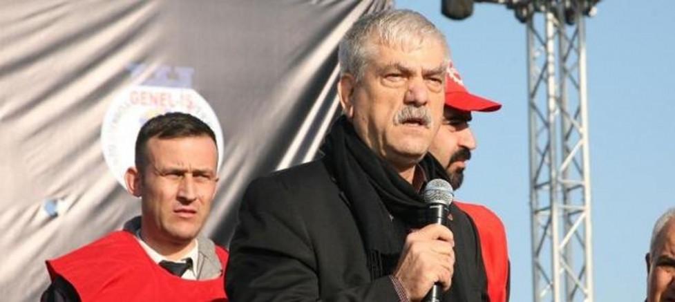 DİSK Başkanı Beko: İşçiler 'Hayır' diyerek güçlerini gösterebilir