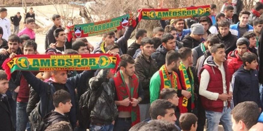 Diyarbakır doğumlu olmayanlar, Amedspor tribününe giremeyecek!