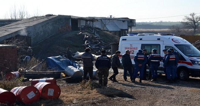 Kömür ocağındaki göçükte 1 işçi öldü