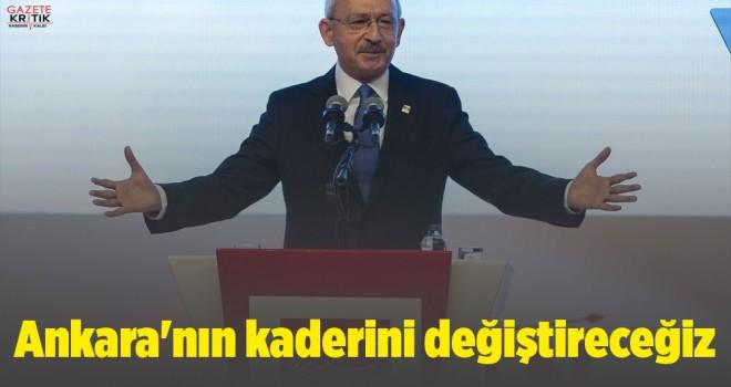 Kılıçdaroğlu'ndan aday tanıtım töreninde önemli...
