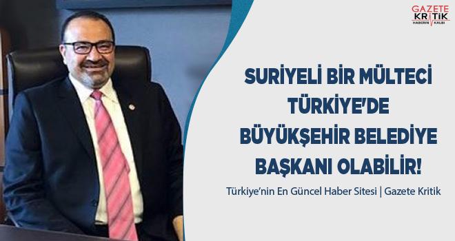 CHP'Lİ YILMAZKAYA:SURİYELİ BİR MÜLTECİ TÜRKİYE'DE...