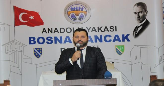ANADOLU YAKASI BOSNA SANCAK DERNEĞİ'NDEN YENİ YIL...