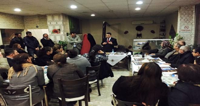 CHP'li Süne: Toplumun tüm kesimleriyle kucaklaşarak...
