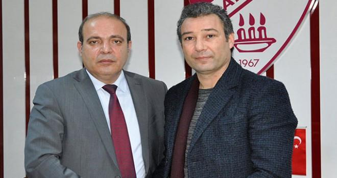 Elazığspor'da teknik direktör Kaynak istifa etti
