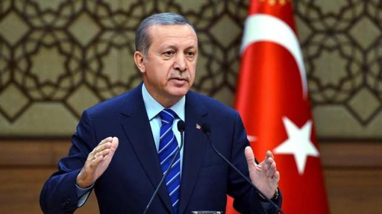 Erdoğan: Ben istersem Almanya'ya giderim