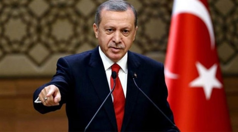 Erdoğan'dan 'Başkan' sloganlarına yanıt