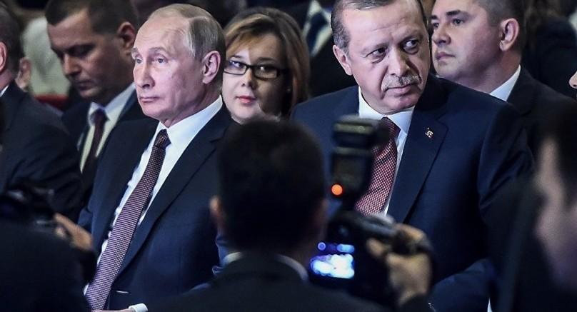 Erdoğan'dan Rusya kararı
