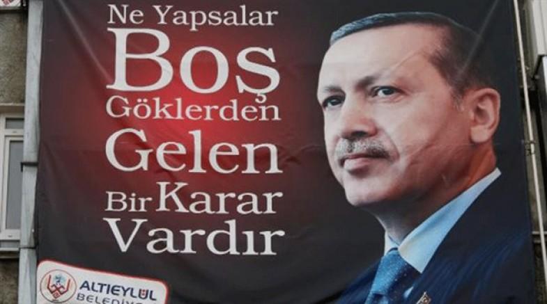 Erdoğan, 'ikinci peygamber'miş!