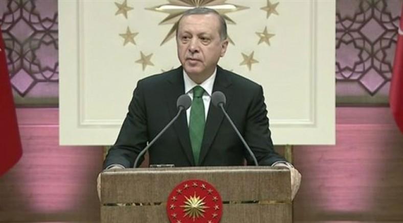 Erdoğan: İslam gelişmeye manidir diyenler...