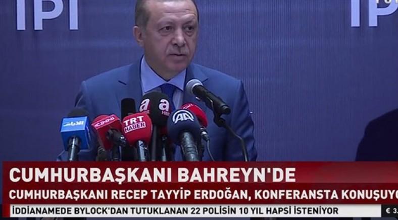 Erdoğan: Kimse İslam'la terörü yan yana getirmesin