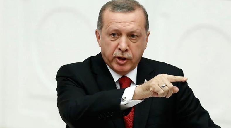 Erdoğan: Terör örgütleri ve ana muhalefet 'hayır' diyor
