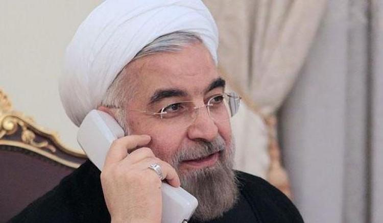 Erdoğan ve Ruhani'den telefon görüşmesi