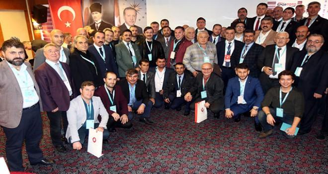 Judo Federasyonu Başkanı Sezer Huysuz güven tazeledi