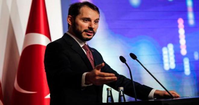 Bakan Albayrak: Devlet destekli alacak sigortası...