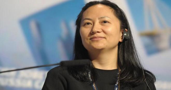 Huawei küresel finans müdürü Kanada'da gözaltına...