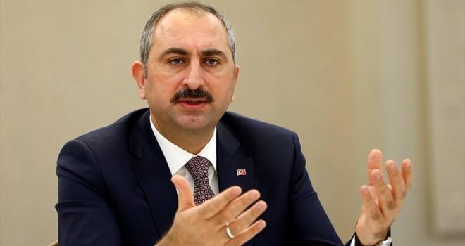 Adalet Bakanı Gül: Demirtaş hakkında yargılamayı...