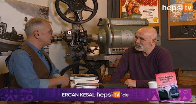 Ercan Kesal, Hepsitv'ye konuk oldu