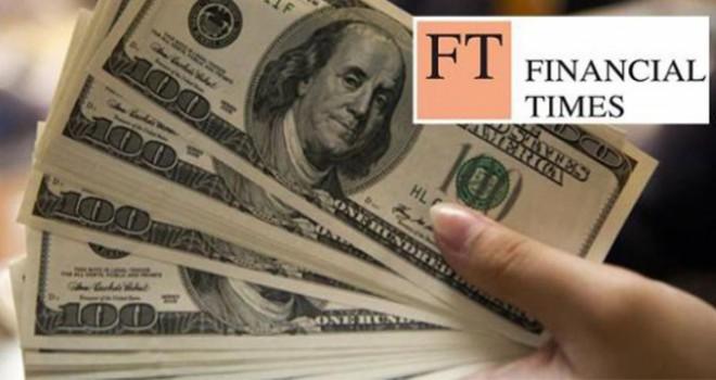 Dolar neden yükseldi?Sebep Financial Times haberi...